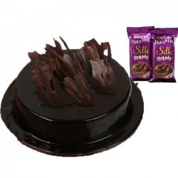 Bubbly cake